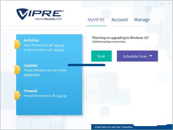 VIPRE Internet Security(互联网安全保护工具)