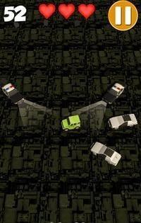汽车vs警车2020