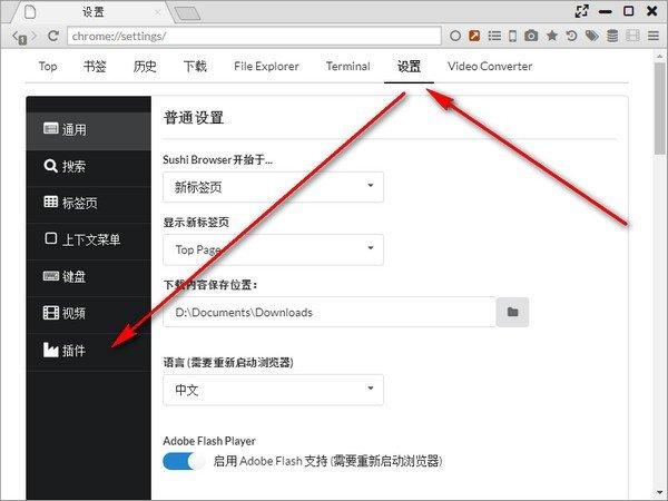 寿司浏览器(Sushi Browser)正式版